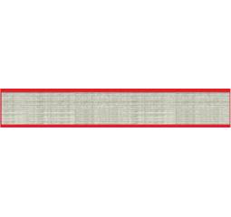 Нарукавные знаки различия 12-й должностной категории младшего состава ОАО «РЖД» образца 2010 года
