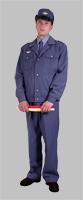 Форменная одежда работников Российских железных дорог образца 1995 года