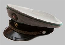 Оригинальная фуражка высшего начсостава НКПС (МПС) образца 1943 года