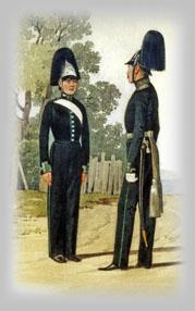 Воспитанник и обер-офицер Института Корпуса инженеров путей сообщения (1850 год) РГИА