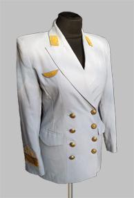 Оригинальный женский пиджак высшего начальствующего состава образца 1973 года
