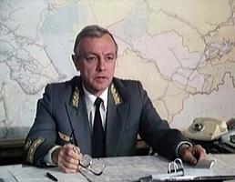 Летняя форма высшего нальствующего состава МПС образца 1979 года (фильм «Магистраль»)
