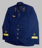 Пиджак МПС образца 1985 года