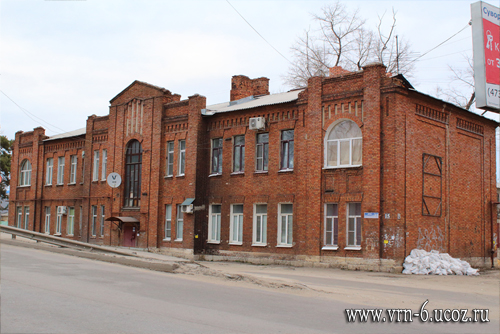 Дом на ул. Богдана Хмельницкого № 15 (2017 год)