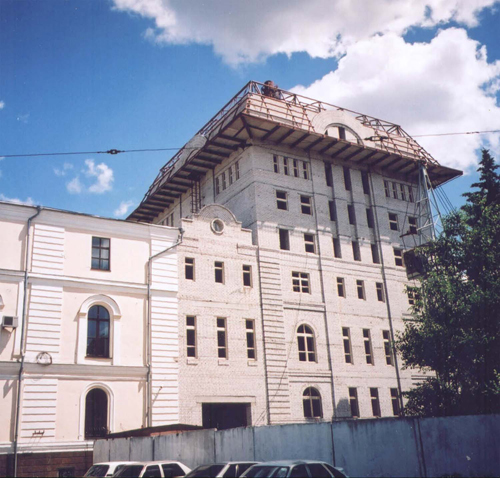Административное здание Ю.В.ж.д.